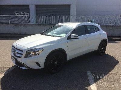 usata Mercedes GLA200 CDI Automatic Sport **UNIPROPRIETARIO**