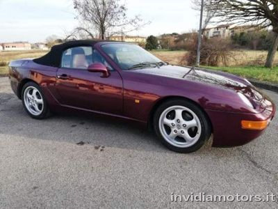 used Porsche 968 Cabriolet iscr.ASI + Full Opt.