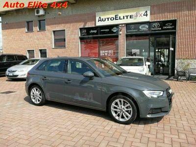 usata Audi A3 Sportback 2.0 TDI 184 CV quattro S tronic usato