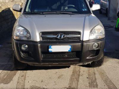 brugt Hyundai Tucson 2.0 diesel 4x4 automatico