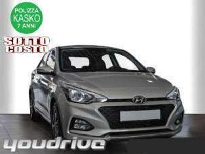 usata Hyundai i20 1.2 5 porte Advanced Italia KM0 GPL Benzina/GPL