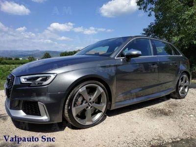 usata Audi RS3 Sportback 3 2.5 TFSI quattro S tronic del 2017 usata a Verona