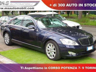 usado Mercedes S320 CDI 4Matic Avantgarde Unicoproprietario CAMBIO AUT
