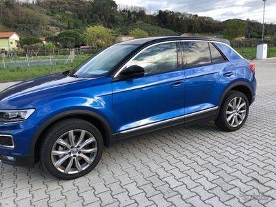 used VW T-Roc 2.0 TDI SCR 4MOTION Advanced BlueM