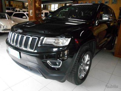 usata Jeep Grand Cherokee 3.0 V6 CRD -UNIPROPRIETARIO!!!-TAGLIANDI