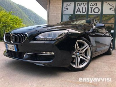 used BMW 640 640d xDrive Gran Coupé Futura d xDrive Gran Coupé Futura
