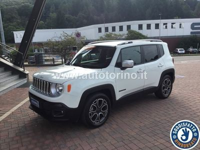 usata Jeep Renegade RENEGADE1.6 mjt Limited fwd 120cv auto