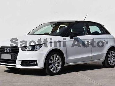 brugt Audi A1 SPB 1.4 TDI 90 CV Metal plus