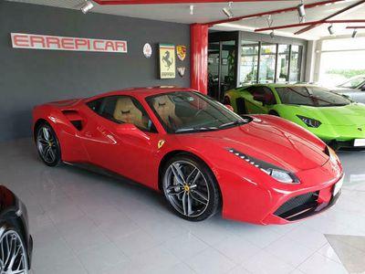 usata Ferrari 488 GTB full full optional- garanzia 4/2021