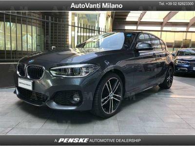usata BMW 120 d xDrive 5p. Msport