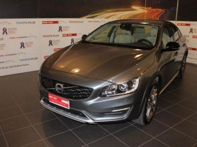 used Volvo S60 CC Cross Country D4 Geartronic Summum