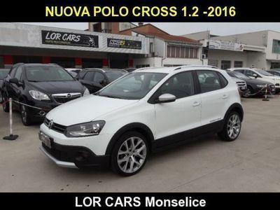 brugt VW Polo Cross 1.2 TSI DSG BlueMotion Technology usato