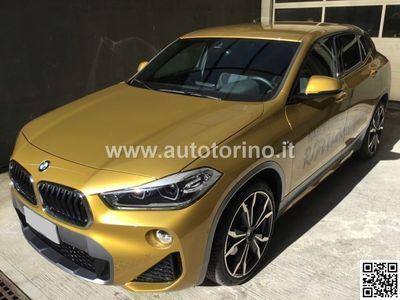 usado BMW X2 X2xDrive25d M SPORT X