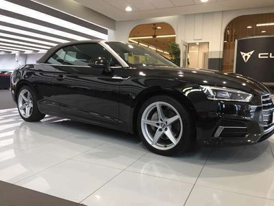 usata Audi A5 Cabriolet 2.0 tdi s-tronic business sport