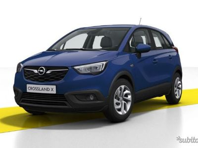 used Opel Crossland X 1.2 BENZINA 82CV ADVANCE - NUOV