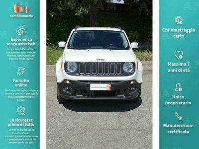 usata Jeep Renegade 2.0 Mjt 140CV 4WD Active Drive Longitude