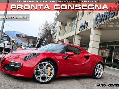 usata Alfa Romeo 4C 4C1750 TBi ROSSO