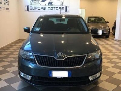 usado Skoda Rapid Rapid/Spaceback1.6 TDI CR 105 CV#FULL OPTIONALS