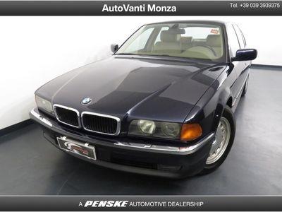 gebraucht BMW 725 Serie 7tds cat