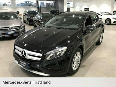 usata Mercedes GLA180 d Business