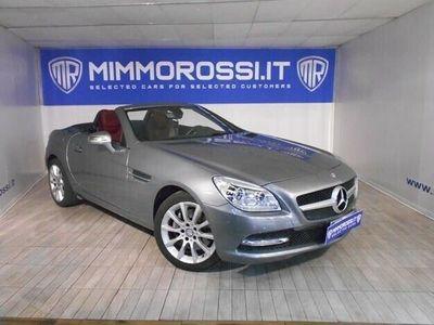 usata Mercedes SLK250 CGI Sport Automatica km 43000 full optionals