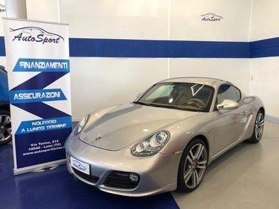 usata Porsche Cayman 3.4 S