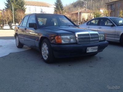 used Mercedes 190 - 1992