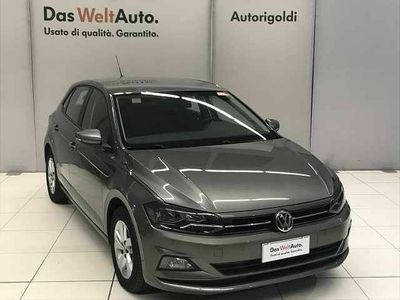 usata VW Polo 6ª serie 1.6 TDI 5p. Comfortline BlueMotion Technology