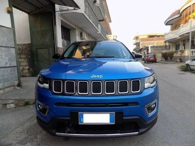 usata Jeep Compass 1.6 120 CV 6 MARCE DIESEL LIMITED