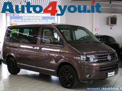 "brugt VW LT 2.0 BiTDI 180CV DSG 4 Motion Highline ""Full Opt."" Monza"