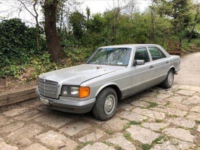 usata Mercedes 380 se-r