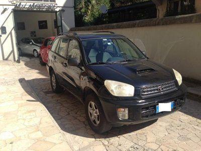 usado Toyota RAV4 RAV 42.0 Tdi D-4D cat 5 porte Sol rif. 11179379