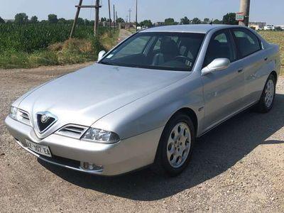 usata Alfa Romeo 166 2.5i V6 24V cat