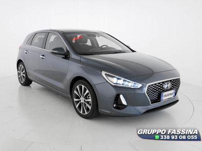 usata Hyundai i30 1.6 CRDi 110cv Style CON CAR PLAY - AZIENDALE