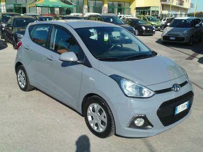 usata Hyundai i10 1.1 12V ECONEXT SOUND EDITION GPL DI SERIE