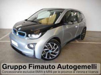 usata BMW i3 range extender aut. garanzia 48 mesi elettrica/benzina
