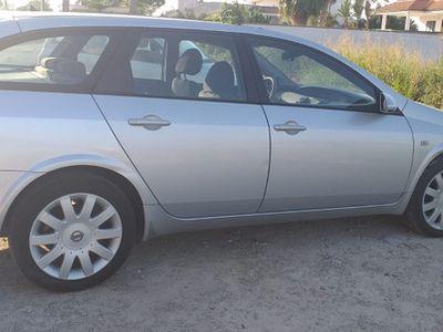 used Nissan Primera 3ª serie - 2002