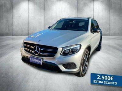 usata Mercedes GLC250 250 d Sport 4matic auto