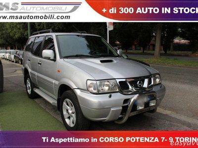 brugt Nissan Terrano Super 3.0 DiT 5 porte Wagon 7 Pos