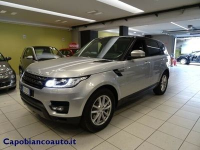 used Land Rover Range Rover Sport 3.0 TDV6 HSE DYNAMIC+TETTO APRIBILE+CERCHI 21""