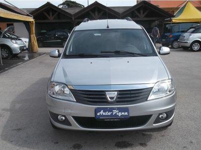 usata Dacia Logan MCV 1.6 GPL 7 posti Ambiance