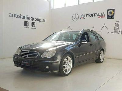 usata Mercedes C200 CDI cat S.W. Avantgarde Sport