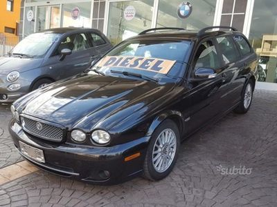 usata Jaguar X-type 2.2D Autom Wagon Luxury