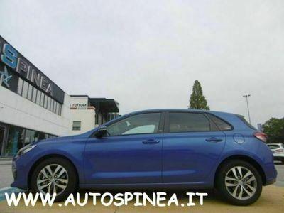 usata Hyundai i30 1.6 CRDi 110 CV 5 porte Go! #carplay #retrocamera
