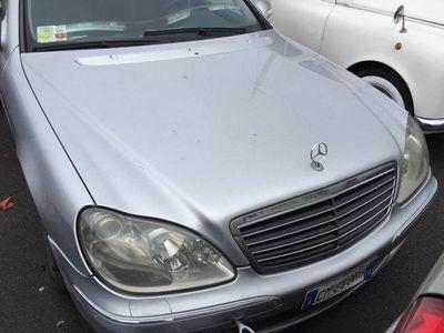 usata Mercedes S320 CDI cat Lunga
