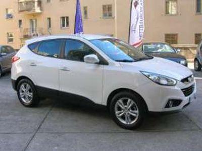 usata Hyundai ix35 1.6 16v 2wd comfort benzina
