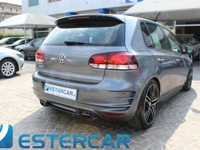 usata VW Golf VI 2.0 TDI 170CV DPF DSG 5p GTD PELLE Diesel