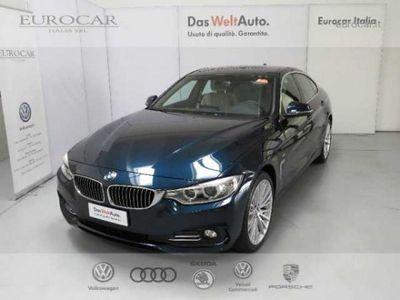 usata BMW 420 Serie 4 Coupé (F32) d g.coupe xdrive Msport auto my15