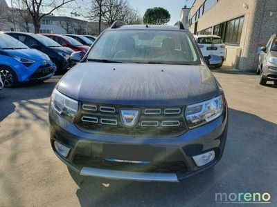 usata Dacia Sandero stepway 1.5 dCi blue 95 CV Comfort s&s