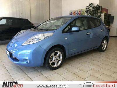 used Nissan Leaf Elettrico Sincrono Trifase Acenta